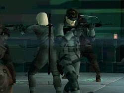 Snake a Raiden, hrdina druhé mise